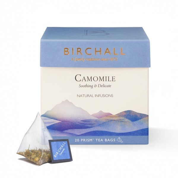 Birchall Camomile Prism Tea Bags